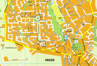 Route Heeze 2020