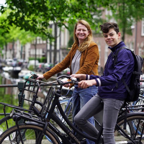 Veilig Verkeer Nederland scholen begonnen oefen route school.jpg